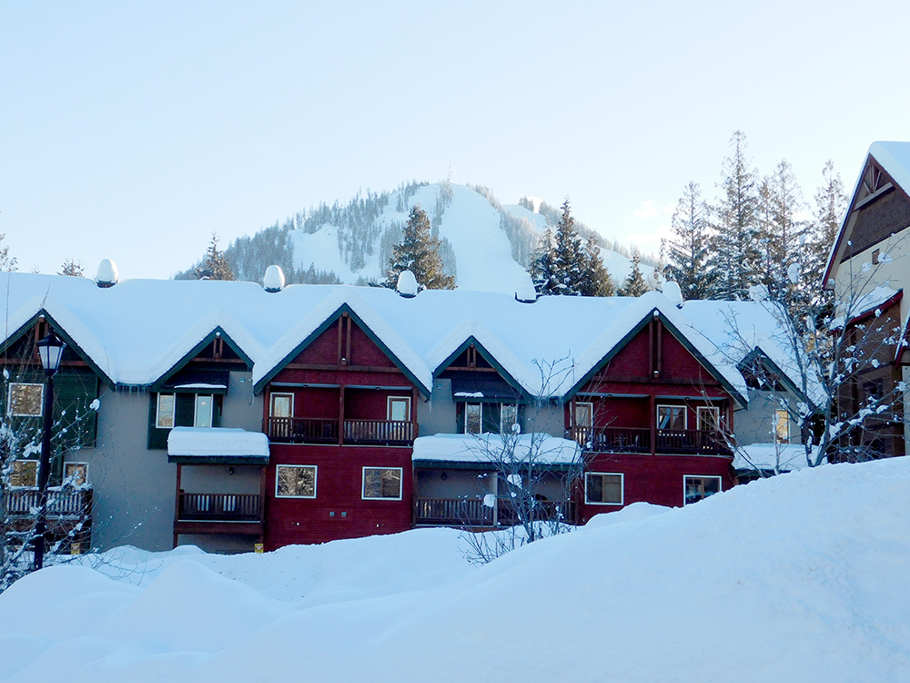 Red Mountain Village - Granite Mountain Chalets